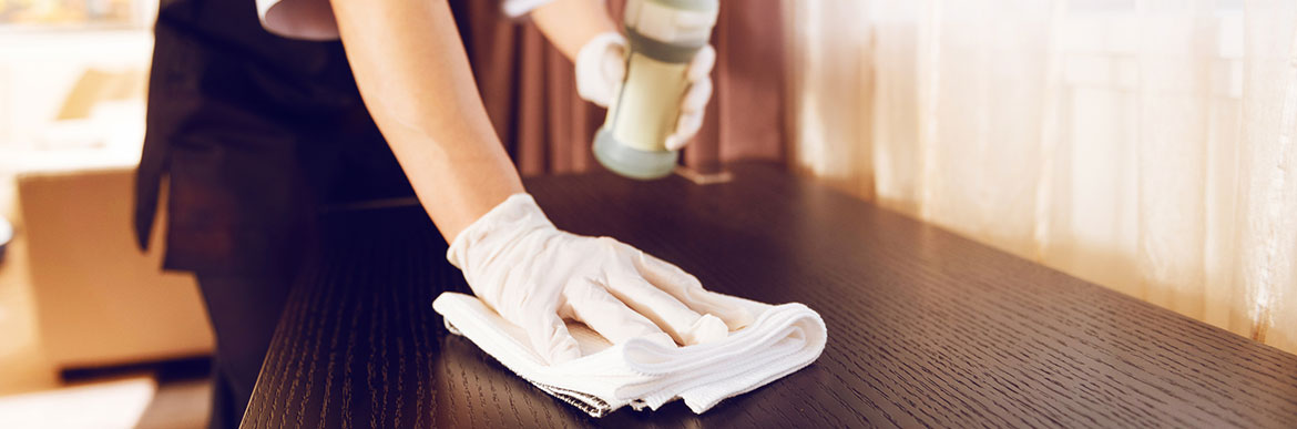 Safe Hotel with High Standards for Cleanliness and Sanitization