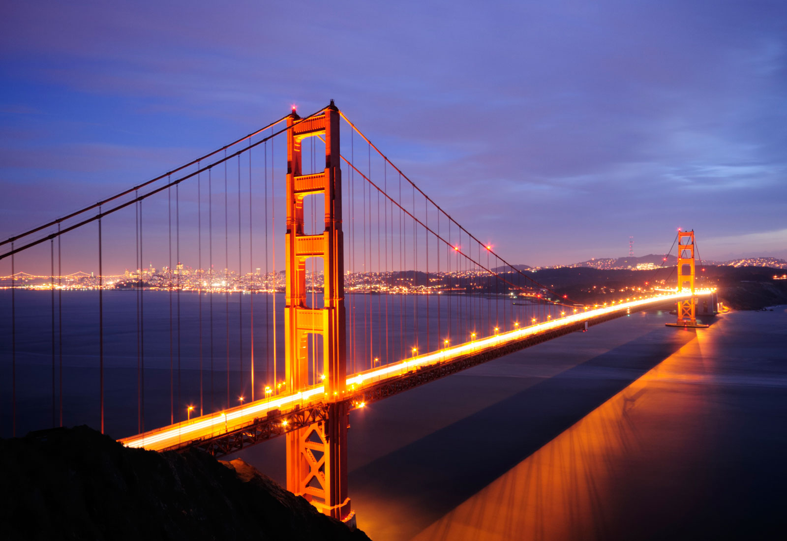 Attractions of San Francisco