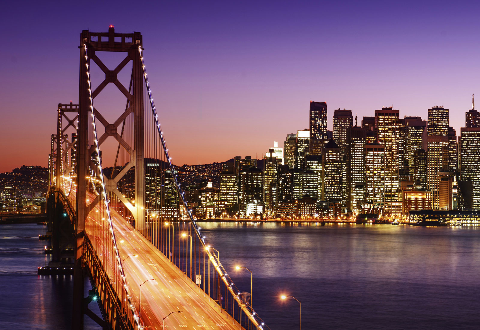 Location of San Francisco Hotel