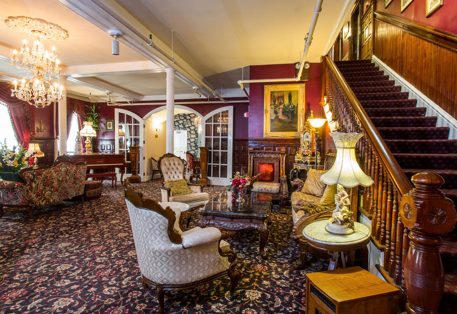 Specials & Packages of Queen Anne Hotel