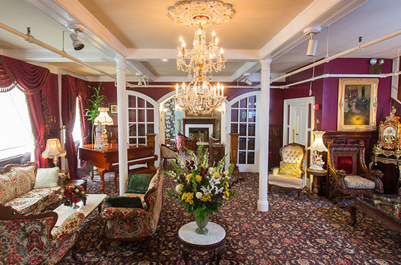 PARLOR - Special Event Gathering & Ceremony Space at San Francisco Hotel