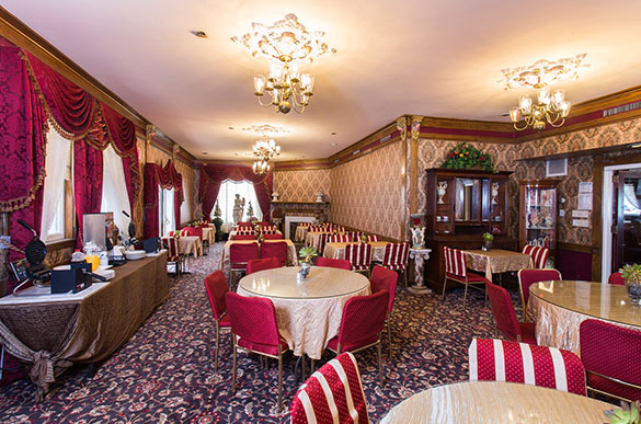 SALON - Meeting &/or Banquet Space at Queen Anne Hotel