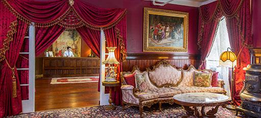 Queen Anne Hotel Reviews