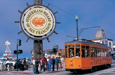 Fisherman's Wharf, California